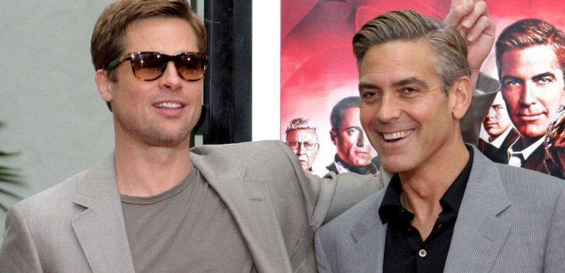 Streamingdienste reißen sich um Thriller mit Clooney und Pitt
