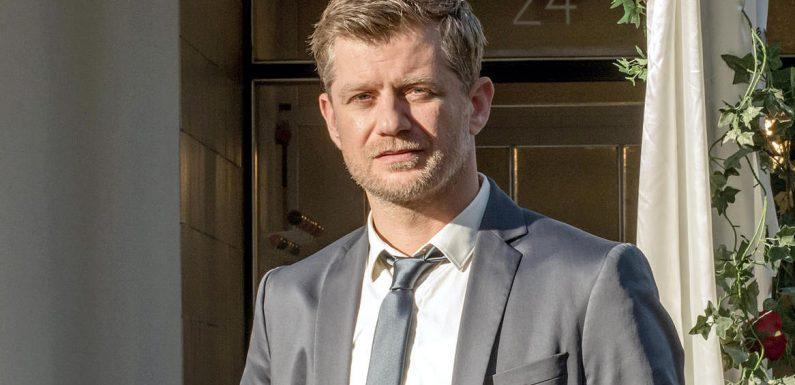 TV-Kommissar Andreas Guenther wurde Opfer von Internetbetrügern