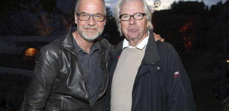 TV-Star Marek Erhardt findet Vater tot im Auto