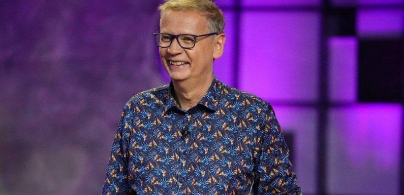 Unfall im TV: Günther Jauch stürzt in Spielshow