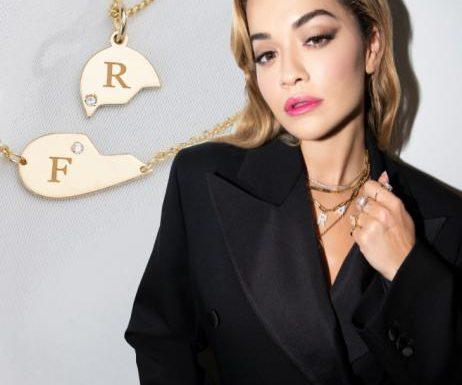 VEDDER & VEDDER: Gewinne Tickets für das digitale Konzert von Rita Ora plus vergoldete Friendship Necklaces