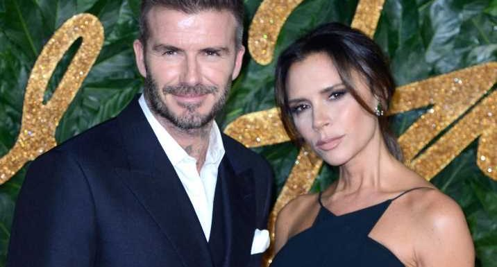 Victoria Beckham postet sexy Po-Schnappschuss von Ehemann David Beckham