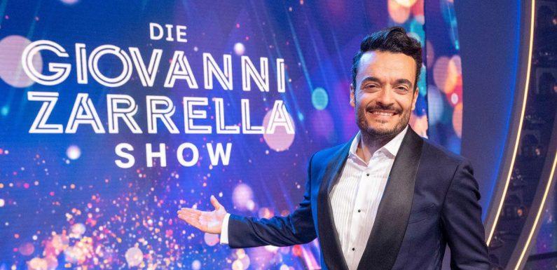 """""""Die Giovanni Zarrella Show"""": Premierensendung holt Top-Quote"""