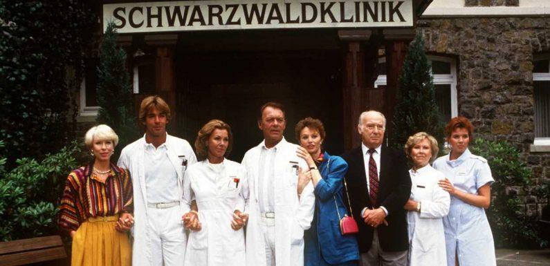 """""""Die Schwarzwaldklinik""""-Stars: Das wurde aus Klausjürgen Wussow, Gaby Dohm & Co."""