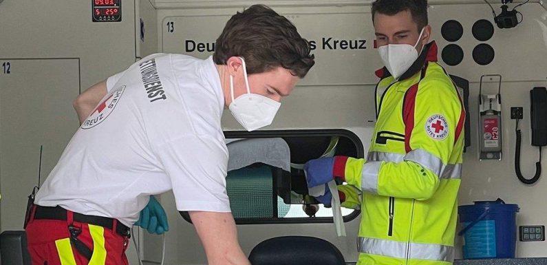 """""""Erste Hilfe, letzte Rettung"""": Neue Doku-Soap über Rettungssanitäter"""