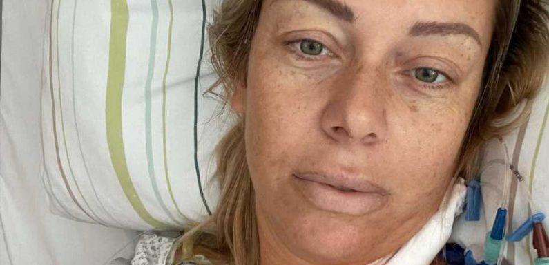 """""""Wechselhaft"""": So geht es krebskranker Julia Holz nach Chemo"""