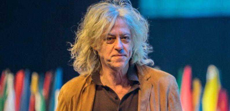 Bob Geldof: Ritter, Rockstar und unglücklicher Vater