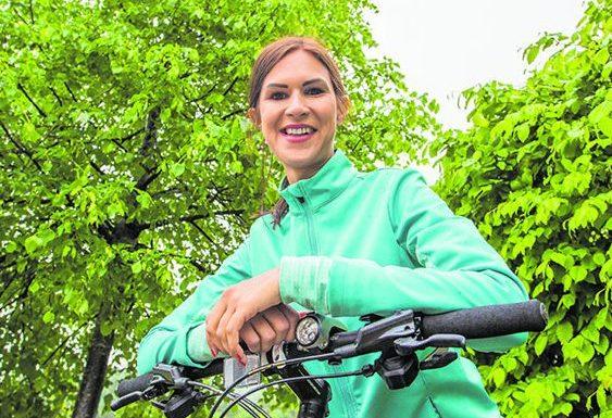 Die Hälfte der Vorarlbergerinnen und Vorarlberger fährt häufig Rad