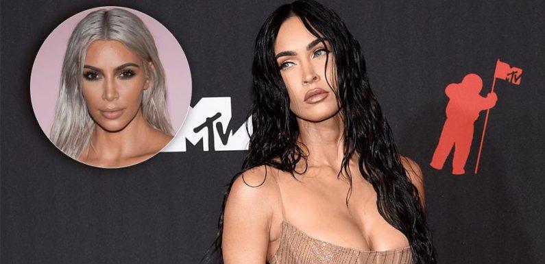 Ergraut! Schauspielerin Megan Fox sieht jetzt aus wie Kim Kardashian