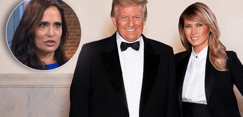 """Ex-Sprecherin packt über Melania Trump aus: First Lady war als """"Rapunzel"""" verschrien"""