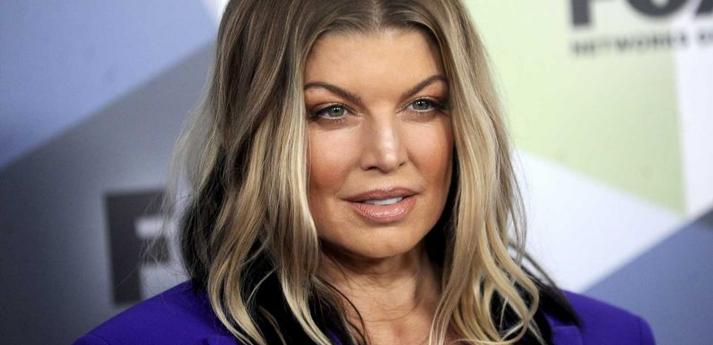 """Fergie: """"Black Eyed Peas""""-Star trauert um seinen Vater"""