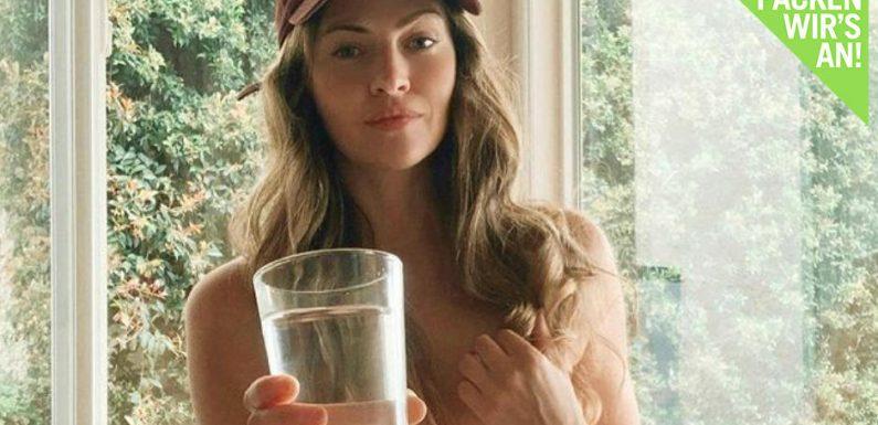 Hana Nitsche: Zwei Brüste für einen Brunnen – die Story hinter DIESEM Bild