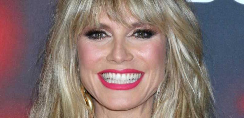 Heidi Klum flippt vor Freude aus: Was hat die Model-Mama zu verkünden?