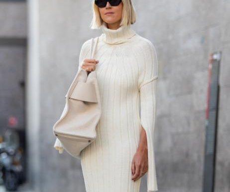 Herbst-Trend 2021: Mit diesem Strickkleid wird es gemütlich und elegant