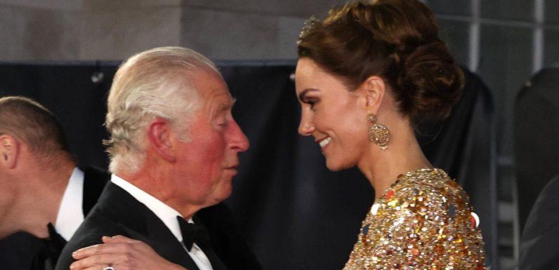 Herzogin Catherine: Emotionaler Moment! Hier beweist sie, wie nah sie Prinz Charles steht