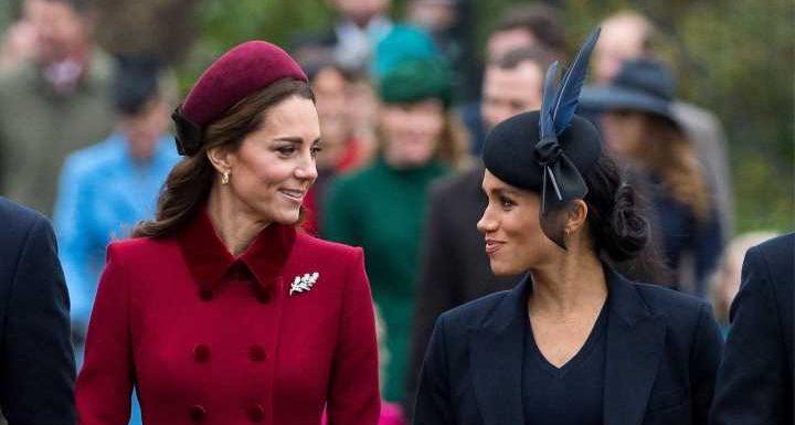 Herzogin Meghan: Nach Hochzeits-Eklat – das war ihr teures Friedensangebot an Herzogin Catherine