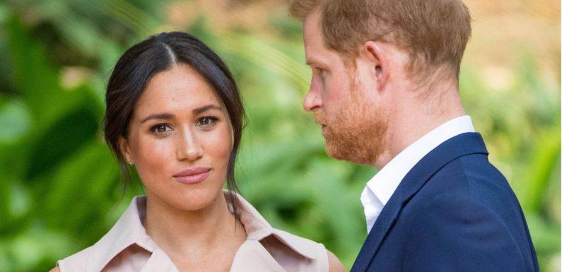 Herzogin Meghan + Prinz Harry: Offizielles Statement zu den Taufplänen für Lilibet Diana