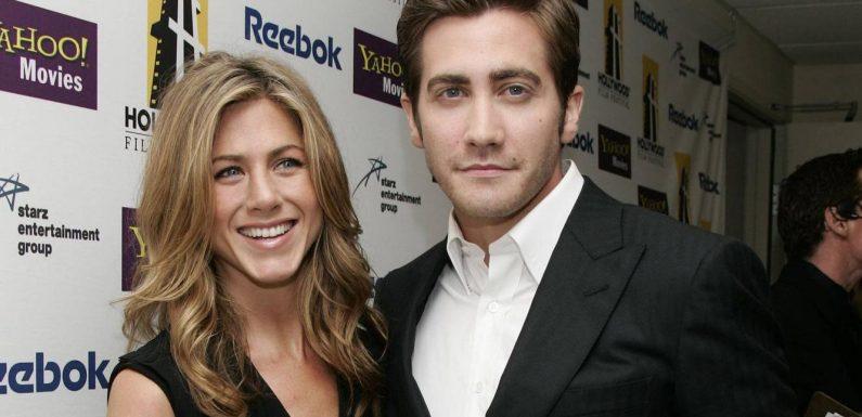 Jake Gyllenhaal über intime Szene mit Jennifer Aniston