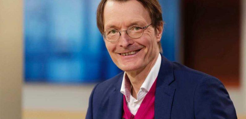 Karl Lauterbach: Neuer Job als Stand-up-Comedian?