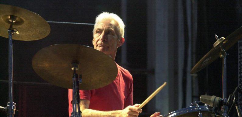 Keith Richards: Charlie Watts hat vor seinem Tod neue Songs aufgenommen