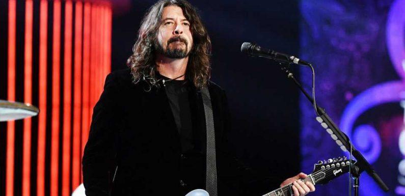 Klage-Drama um Nirvana-Cover: Das sagt Dave Grohl dazu!