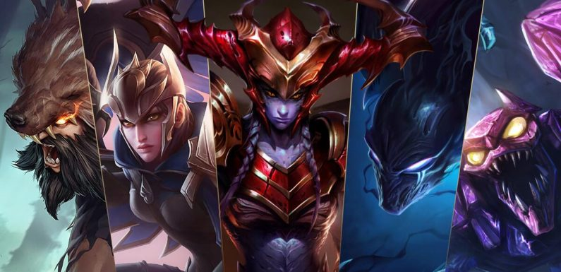 League of Legends: Riot Games deaktiviert All-Chat wegen toxischer Spieler