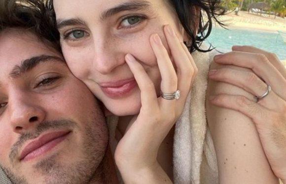 Meadow Walker: US-Model heiratet in drei Kleidern