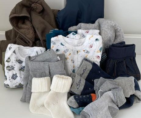 Ok! Test: Unsere Top 10 Babykleidung für das erste Jahr