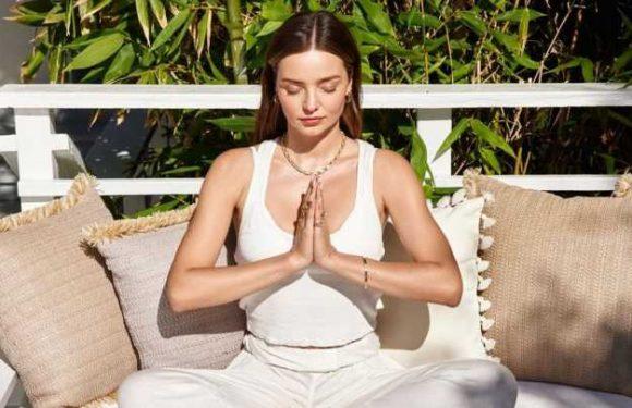 Positive Energie: Die spirituellen Kraftquellen der Stars