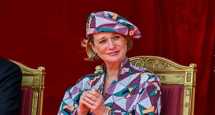 Prinzessin Delphine: Belgier wollen sie endlich Flämisch sprechen hören