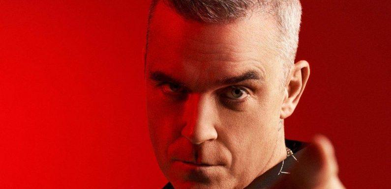 Robbie Williams kommt für Mega-Konzert 2022 nach München