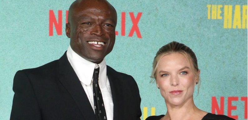 Seal: Hier bestätigt er seine Liebe zu Ex-Assistentin Laura Strayer