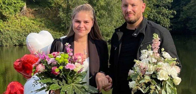 So stellt sich Sylvana Wollny ihre Hochzeit mit Florian vor!