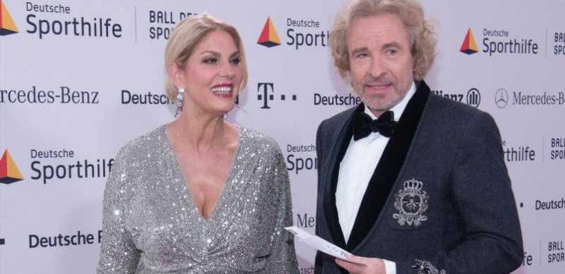 Thomas Gottschalk & Karina Mroß: Liebeskrise! Jetzt kommen immer neue Details ans Licht   InTouch