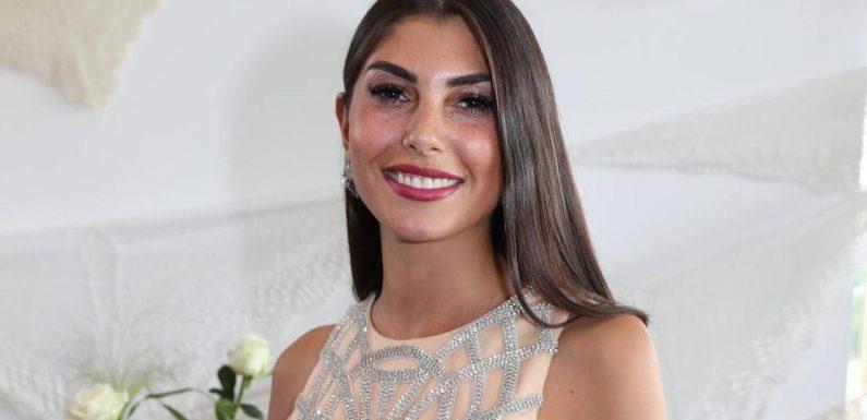 Yeliz Koc zeigt erstmals mehr von ihrer Tochter