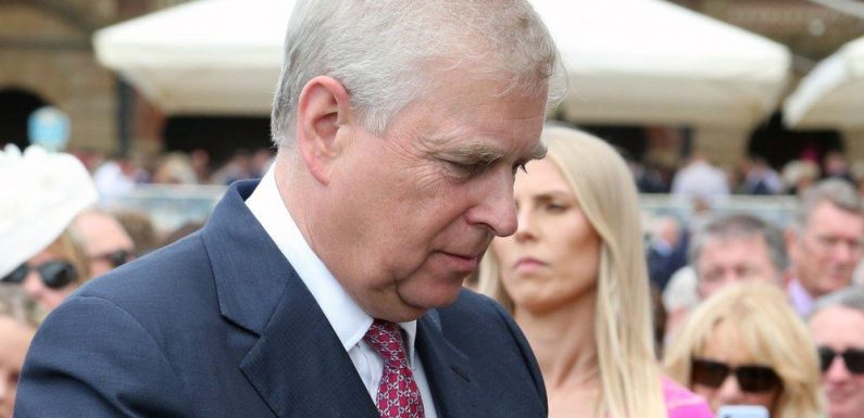 Zugang gewährt: Dieses Dokument soll Prinz Andrew vor Gericht helfen