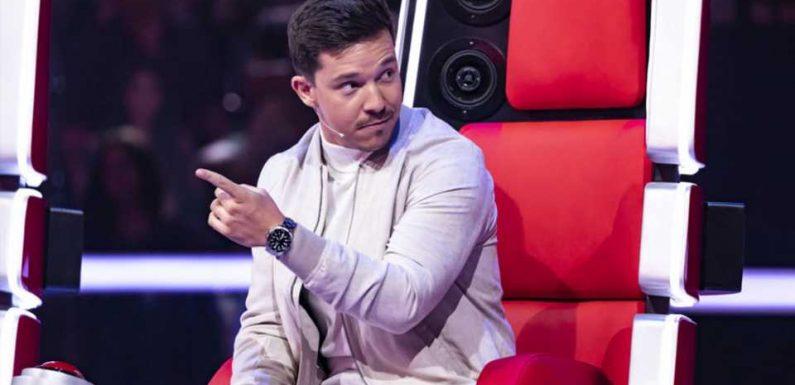 """""""Gänsehaut"""": Nico Santos bei """"The Voice"""" zu Tränen gerührt"""
