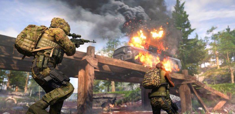 """""""Ghost Recon Frontline"""" angekündigt: Ubisoft sagt """"Warzone"""" den Kampf an"""