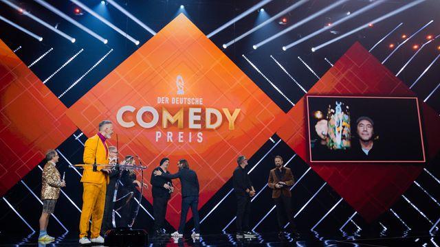 """""""LoL"""" mit """"Bully"""" Herbig gewinnt Deutschen Comedypreis"""