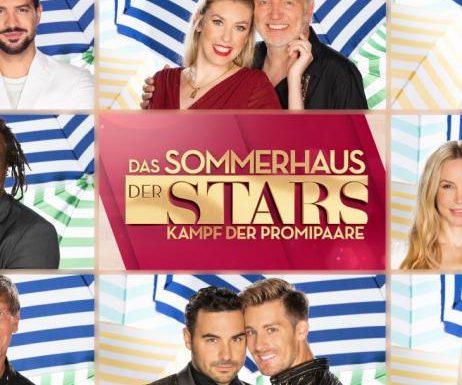 """""""Sommerhaus der Stars"""" 2021: Diese Promi-Paare sind dabei!"""