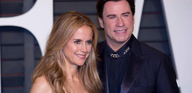 """""""Vermissen dich sehr"""": John Travolta und Tochter Ella erinnern an Kelly Preston"""